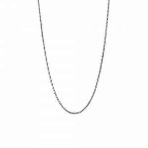 Curb Chain, sterlingsølv