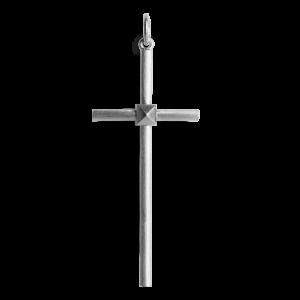 Big Simple Cross, sterlingsølv