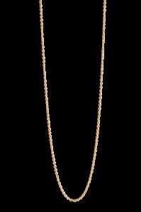 Anchor Chain, halskæde, forgyldt sterlingsølv