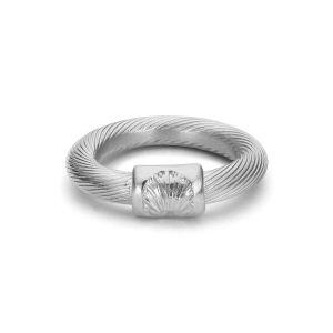 Big Salon Ring, sterling sølv
