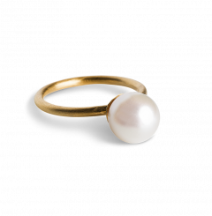 Small Pearl Ring