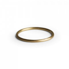 Simple Ring, 18 karat guld