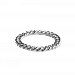 Big Chain Ring, sterlingsølv